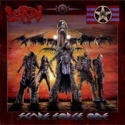 LORDI: Scare Force One (digipack) (CD)
