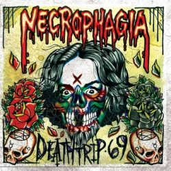 NECROPHAGIA: Deathtrip 69 (digipack) (CD)