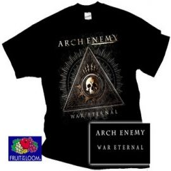 ARCH ENEMY: War Eternal (póló)