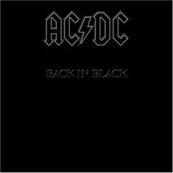 AC/DC: Back In Black (2009 re-issue) (LP)