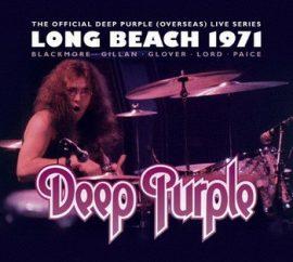 DEEP PURPLE: Long Beach 1971 (digipack) (CD)