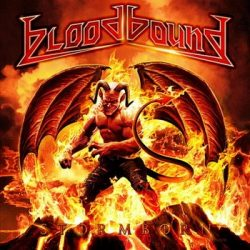 BLOODBOUND: Stormborn (digipack) (CD)