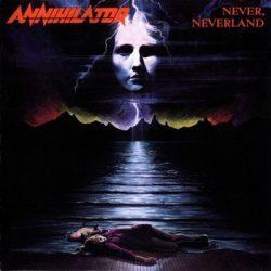 ANNIHILATOR: Never, Neverland (CD, +3 bonus) (akciós!)
