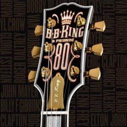 B.B.KING: B.B.King & Friends 80 (CD)