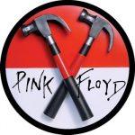PINK FLOYD: Hammers (circle, 95 mm) (felvarró)