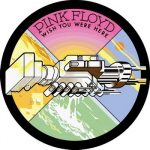 PINK FLOYD: Wish You Were Here (circle, 95 mm) (felvarró)