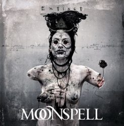 MOONSPELL: Extinct (CD)