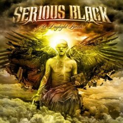 SERIOUS BLACK: As Daylight Breaks (CD)