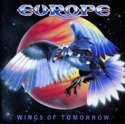 EUROPE: Wings Of Tomorrow (CD)
