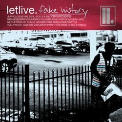 LETLIVE: Fake History (digipack) (CD)
