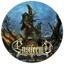 ENSIFERUM: One Man Army (jelvény, 2,5 cm)