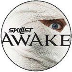 SKILLET: Awake (jelvény, 2,5 cm)