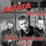 AURORA: Őrült világ (koncert + 3 új dal) (CD)
