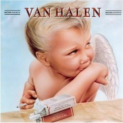 VAN HALEN: 1984 (CD, 2015 remaster) (akciós!)