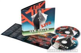 VAN HALEN: Tokyo Dome In Concert (2CD)