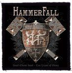 HAMMERFALL: Steel Meets (95x95) (felvarró)