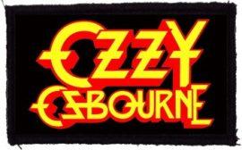 OZZY: Ozzy Osbourne (95x60) (felvarró)