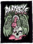 PARKWAY DRIVE: Vulture (75x95) (felvarró)