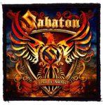 SABATON: Coat Of Arms (95x95) (felvarró)
