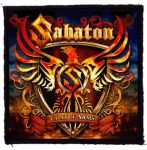 SABATON: Coat Of Arms (95x95) (felvarró)