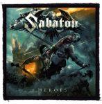 SABATON: Heroes (95x95) (felvarró)