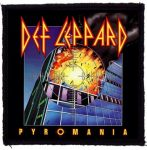 DEF LEPPARD: Pyromania (95x95) (felvarró)