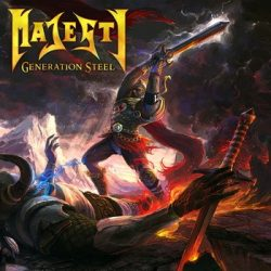 MAJESTY: Generation Steel (CD)