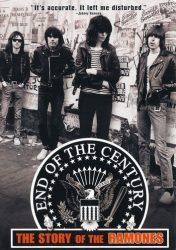 RAMONES: End Of The Century (DVD, 147', 2-es kód)