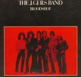 J.GEILS BAND: Bloodshot (red vinyl,ltd.) (akciós!)