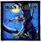 IRON MAIDEN: Fear Of The Dark (95x95) (felvarró)