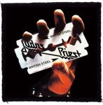 JUDAS PRIEST: British Steel (95x95) (felvarró)