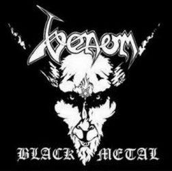 VENOM: Black Metal (+9 bonus) (CD)