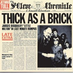 JETHRO TULL: Thick As A Brick (LP, 180gr, 24 page booklet)