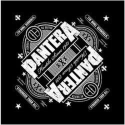 PANTERA: Stronger (fejkendő, 55 x 55 cm)