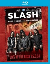 SLASH: Live At The Roxy 2014 (Blu-ray)