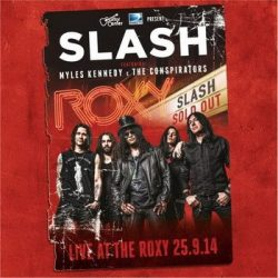 SLASH: Live At The Roxy 2014 (2CD)