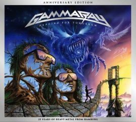 GAMMA RAY: Heading For Tomorrow (2CD,25th Anniversary)