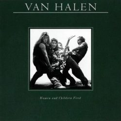 VAN HALEN: Women And Children First (Lp, 2015 remaster)