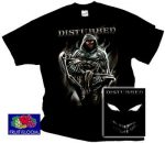 DISTURBED: Skeleton (póló)