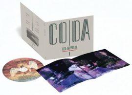 LED ZEPPELIN: Coda (2015 remaster) (CD)