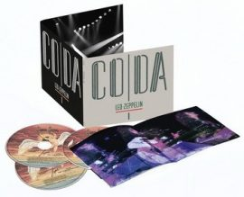 LED ZEPPELIN: Coda (3CD, 2015 reissue)