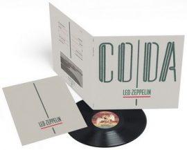 LED ZEPPELIN: Coda (LP, 2015 reissue)