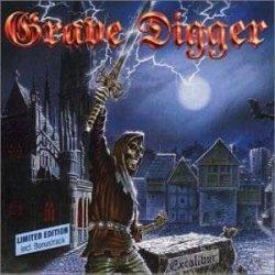 GRAVE DIGGER: Excalibur (CD)