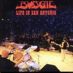 BUDGIE: Live In San Antonio (CD)