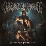 CRADLE OF FILTH: Hammer Of The Witches (CD)