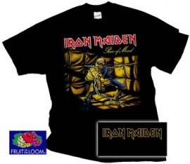 IRON MAIDEN: Piece Of Mind (póló)
