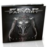 FEAR FACTORY: Genexus (CD, +2 bonus,digipack,ltd.)