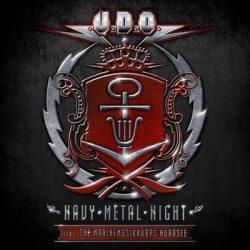 UDO: Navy Metal Night (2CD+Blu-ray, kódmentes)