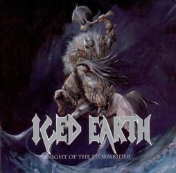ICED EARTH: Night Of The Stormrider (CD)