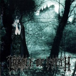 CRADLE OF FILTH: Dusk And Her Embrace (CD)